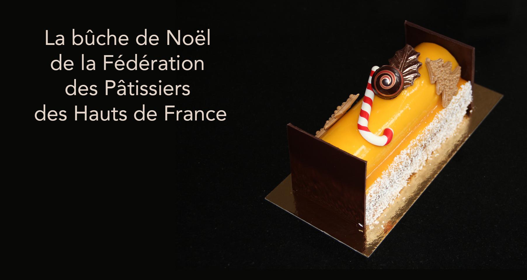 Les fêtes de Noël avec la Fédération des Pâtissiers des Hauts-de-France