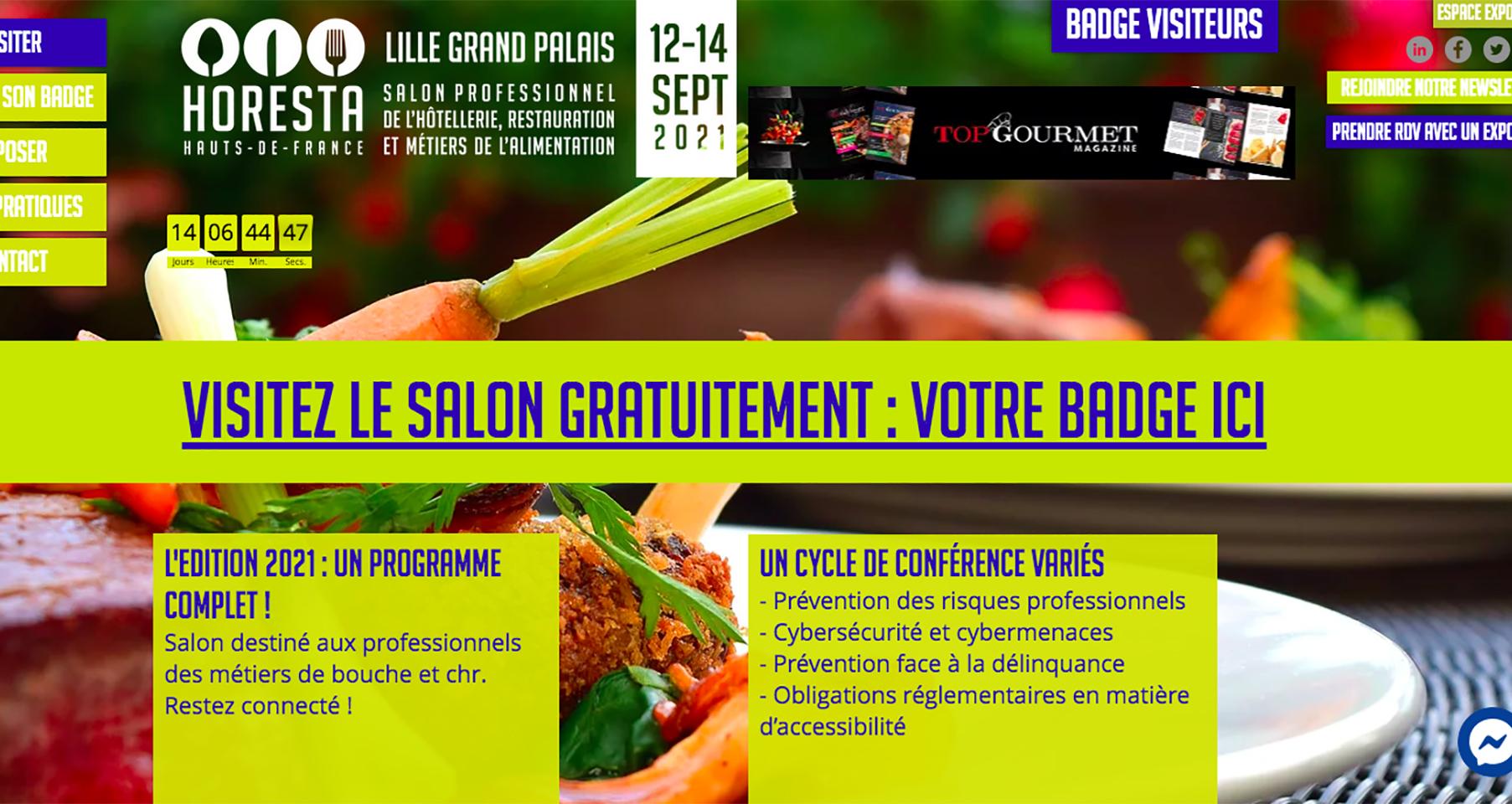 Salon Horesta Hauts-de-France 2021